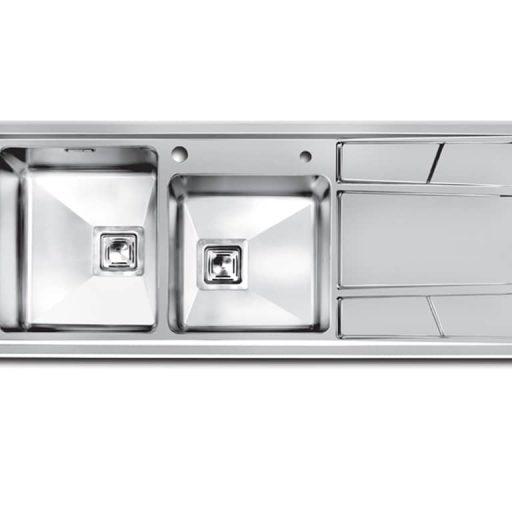 سینک اخوان مدل ۳۰۲ باکسی توکار