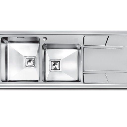 سینک اخوان مدل ۳۰۲S باکسی توکار