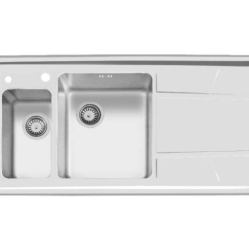 سینک اخوان مدل ۳۰۸ باکسی توکار