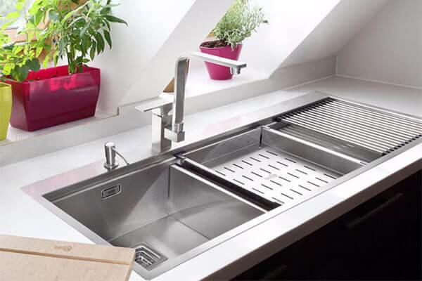 راهنمای خرید سینک ظرفشویی